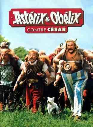French Film Review: Asterix Et Obelix Contre Cesar