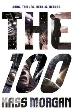 Title: The 100 Author: Kass Morgan Genre: Young Adult, Post-apocalyptic, Sci-fi Publisher: Hodder & Stoughton Publication Date: 29th August 2013 Goodreads Summary: In the future, humans live in city-like spaceships orbiting far above Earth's toxic atmosphere. No one knows when, or even if, the long-abandoned planet will be habitable again. But faced with dwindling resources and a growing populace, government leaders know they must reclaim their homeland... before it's too late.  Now, one hundred juvenile delinquents are being sent on a high-stakes mission to recolonize Earth. After a brutal crash landing, the teens arrive on a savagely beautiful planet they've only seen from space. Confronting the dangers of this rugged new world, they struggle to form a tentative community. But they're haunted by their past and uncertain about the future. To survive, they must learn to trust - and even love - again.  { Review } The 100 is set in a distant future where the entire human race lives on spaceship floating above the Earth. The Earth is inhabitable after a nuclear war but with resources running thin on the spaceship, the governing body are looking to return to Earth as soon as possible. Unsure whether or not Earth is still dangerously radioactive, the Chancellor decides to send 100 teenage delinquents to Earth, each with a monitoring bracelet attached to them, to see if they survive.   This story is told from the alternating perspective of four teenagers: Clarke, Wells, Bellamy and Glass. Clarke and Glass are both delinquents and so are automatically part of the group to be sent to Earth. Wells, the son of the Chancellor, is in love with Clarke and upon hearing that she will be sent to Earth, he deliberately commits a crime giving him the status of 'delinquent' as well. Bellamy on the other hand, isn't a deliquent, but his sister is. Determined to protect her, he manages to jump into the pod leaving for Earth just moments before it departs. Taking advantage of the commoti