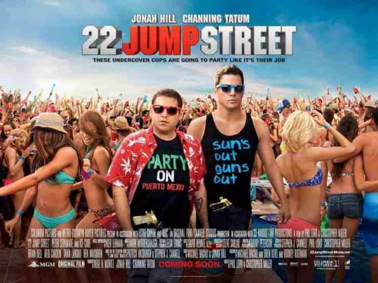 FILM REVIEW: 22 JUMP STREET