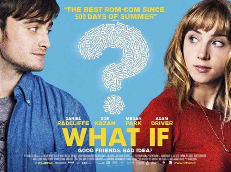 What If Film Review: Good Friends, Bad Idea?