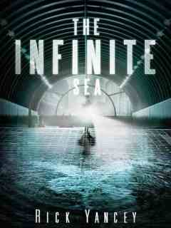 The Infinite Sea, Rick Yancey - What's In My Apocalypse Backpack?