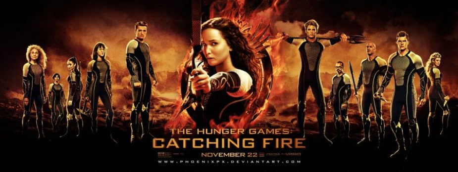 Film Review: Catching Fire (The Hunger Games #2)