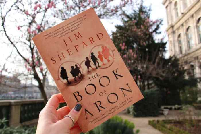 Book Review: The Book Of Aron By Jim Shepherd