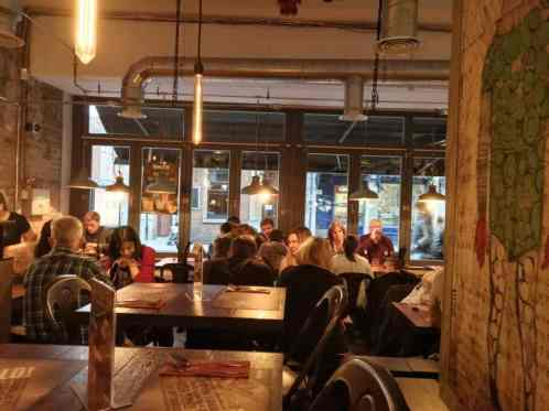 Review: Banana Tree Oxford, George Street