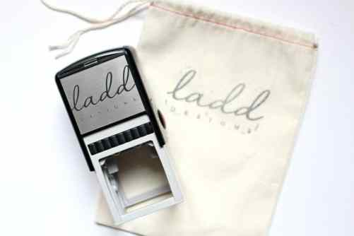 PERSONALISED BOOK STAMPS FROM LADD DESIGNS