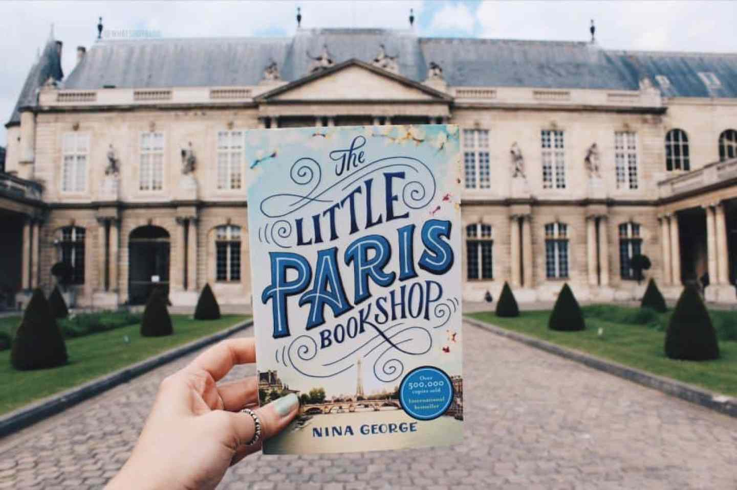 Book Review: The Little Paris Bookshop by Nina George