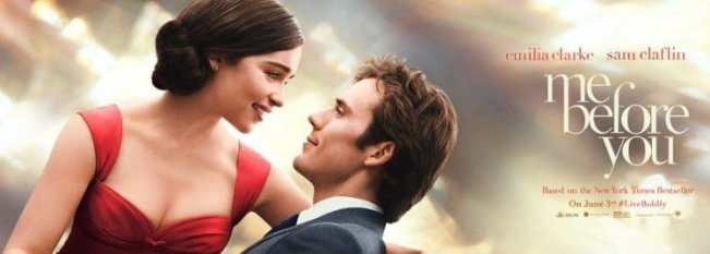 ME BEFORE YOU REVIEW: NOT A DRY EYE IN SIGHT