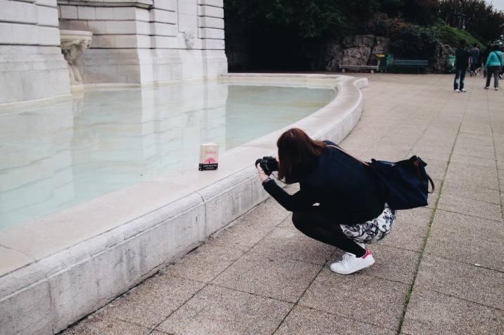 Behind the Scenes on Instagram with @whatshotblog