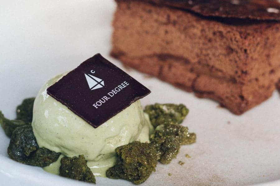 Four Degree Restaurant Review: Luxury Fusion Food in London