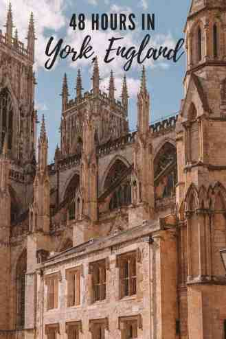 48 Hours in York: Two-Day Itinerary & Guided Maps