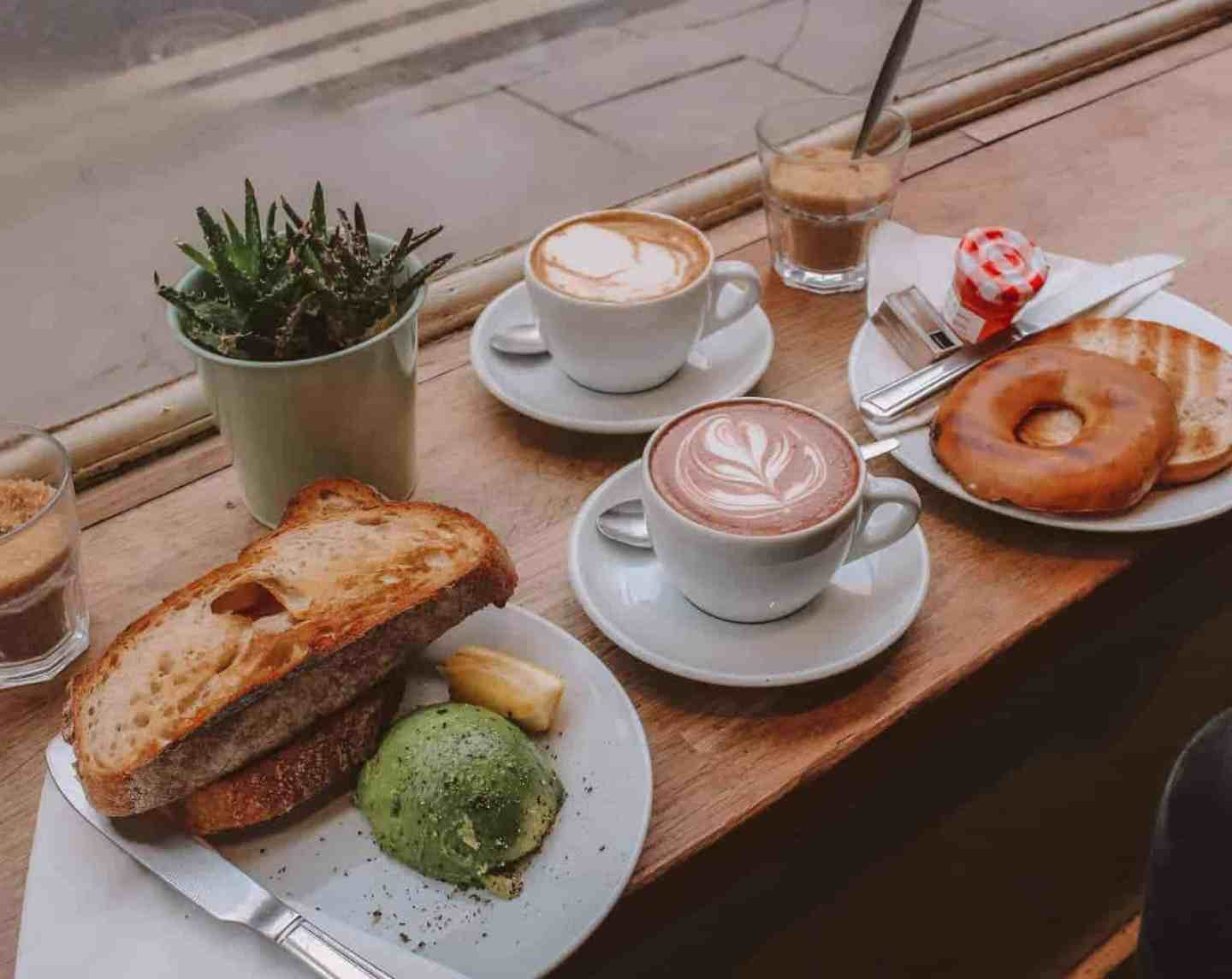 The Missing Bean - 11 Best Brunch Places in Oxford