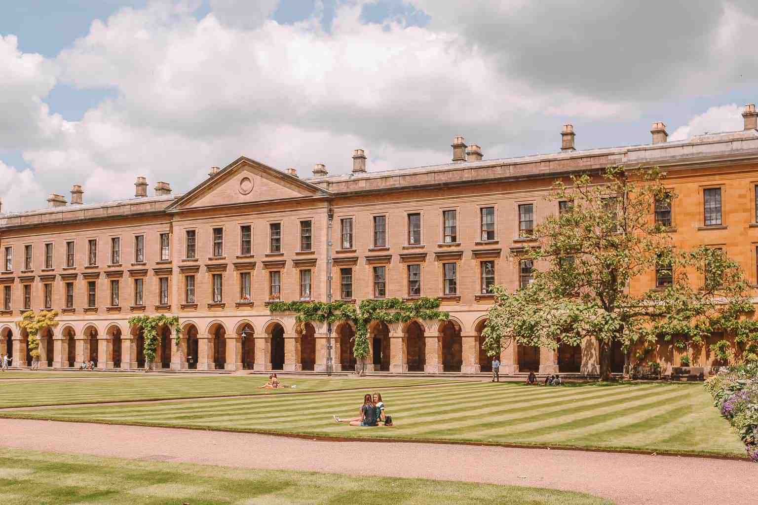 Magdalen College - 10 Most Beautiful Colleges at Oxford University According to a Student