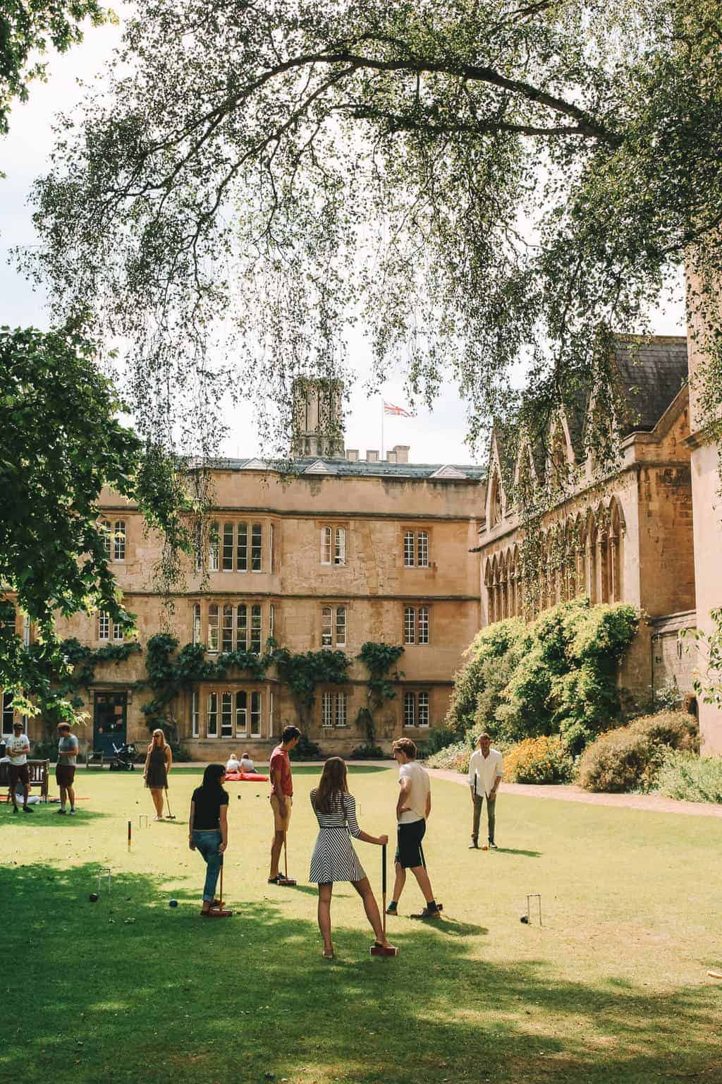 Exeter College - 10 Most Beautiful Colleges at Oxford University According to a Student