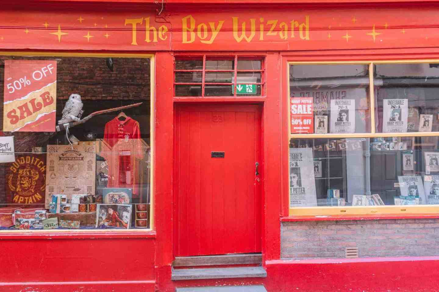 The Boy Wizard - The Ultimate Guide to Harry Potter in York