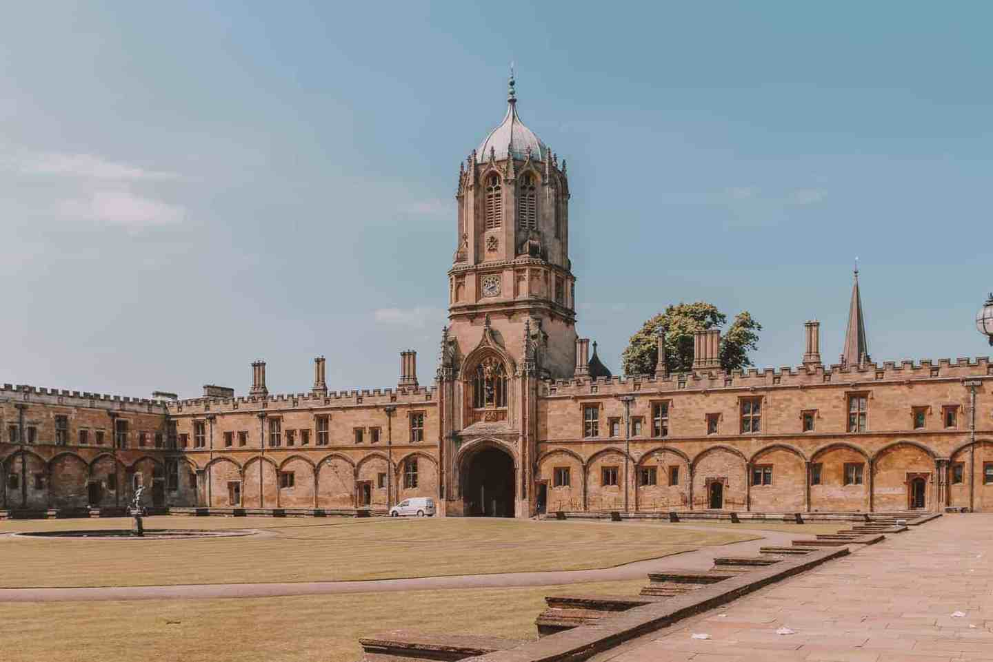 Christ Church - 10 Most Beautiful Colleges at Oxford University According to a Student