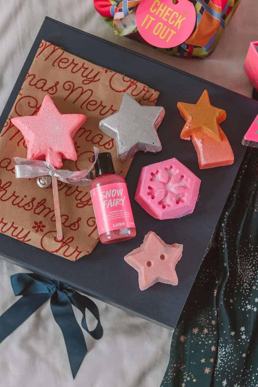 Lush - Christmas Gift Guide 2018: Brilliant Christmas Gift Ideas For Her #whatshotblog