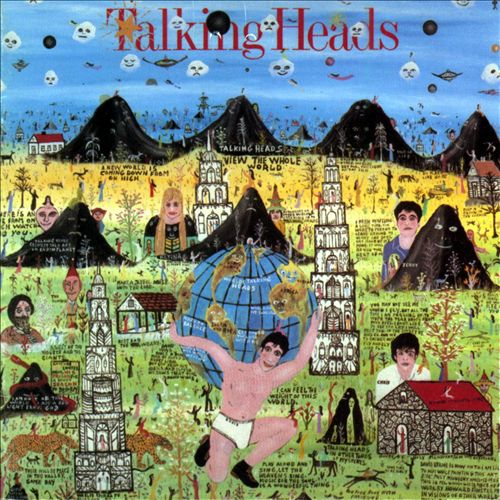 07/22/16 - Talking Heads - Road to Nowhere