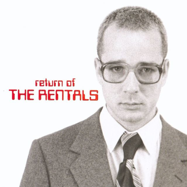 2019/01/21 - The Rentals - These Days