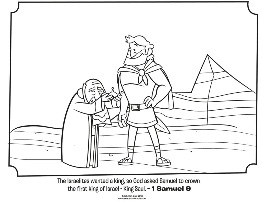 Saul And Samuel