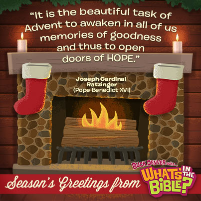 Hope Advent Quote Of The Day 12313 Whats In The Bible