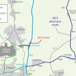 M23 Closure 13th to 19th of May