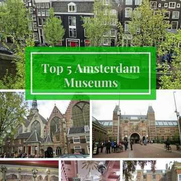 My top 5 Amsterdam museums