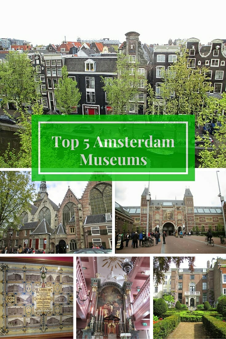 Top 5 Amsterdam Museums