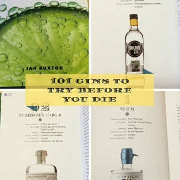 101 Gins: Book Review