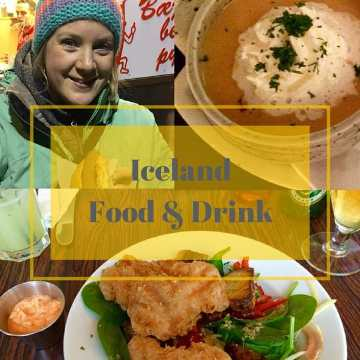 Iceland: Food & Drink