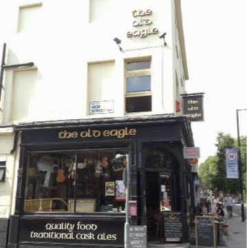 Camden secret pub crawl