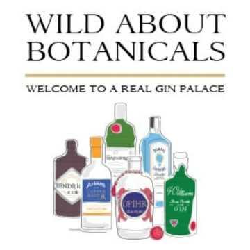Gin Palace gin tasting