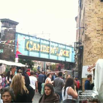 Caning Camden in a few hours