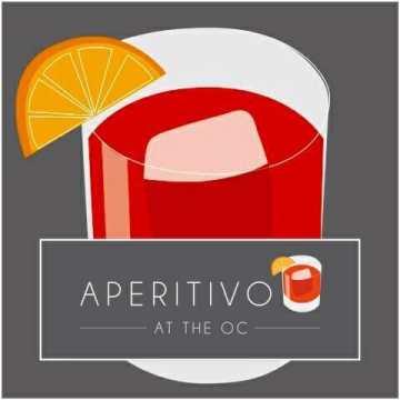 Aperitivo at the OC