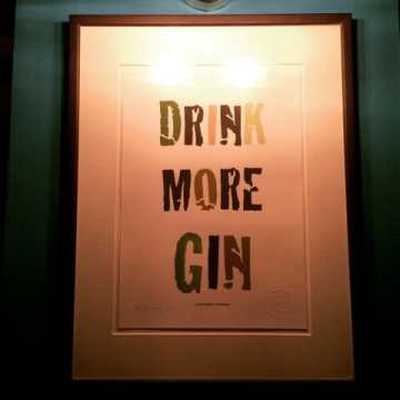 Gin club outing : Gin Journey