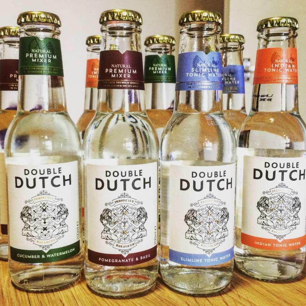 Double Dutch tonics on What's Katie Doing? blog