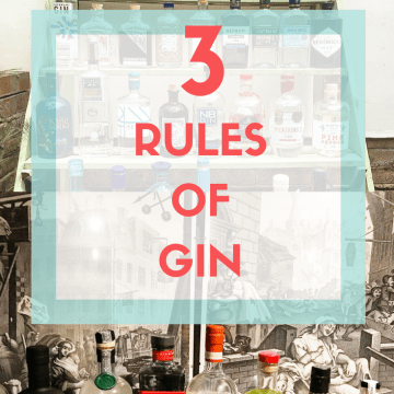 The 3 rules of gin