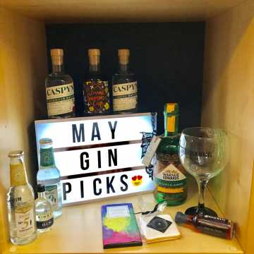 May 2017 Gin Picks