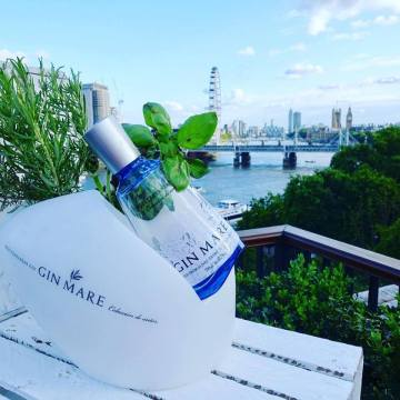 Gin Mare Med Rooftops London