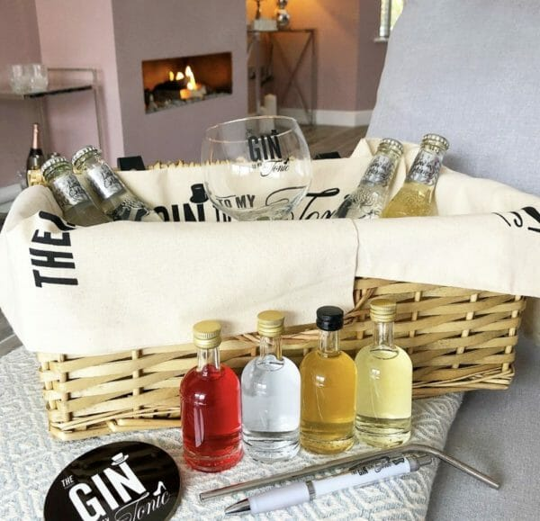World Gin Day Home Festival Box including Virtual Masterclass