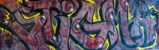 Stigma, graffiti by Jo Jo