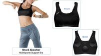 Sports Bras by STORM in a D CUP - 2