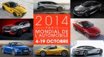salon automobile, automobile, paris, 2014