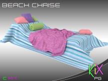 KiX Beach Chaise [PG]