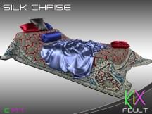 KiX Silk Chaise [A]