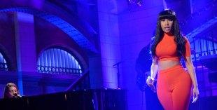 Nicki Minaj twitter clue about Dubai gig