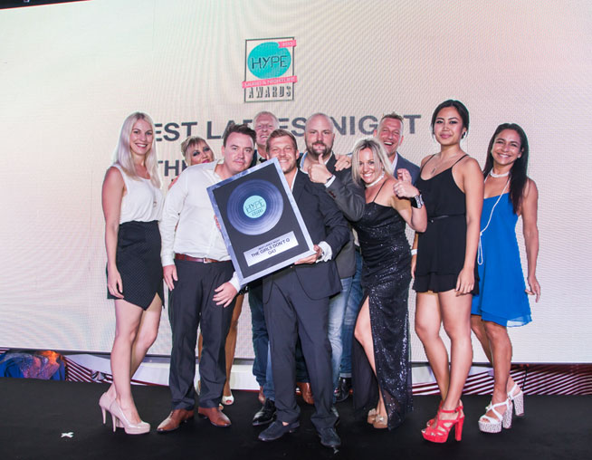 Hype Music & Nightlife Awards at EDEN Beach Club - Q43, best ladies' night