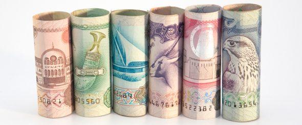 money salary dirhams