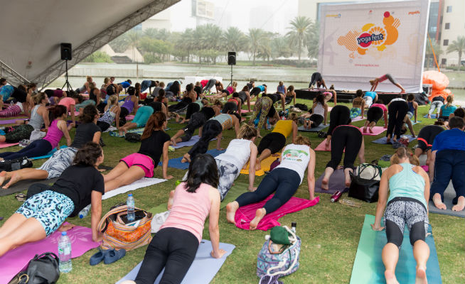 Yoga Fest Middle East