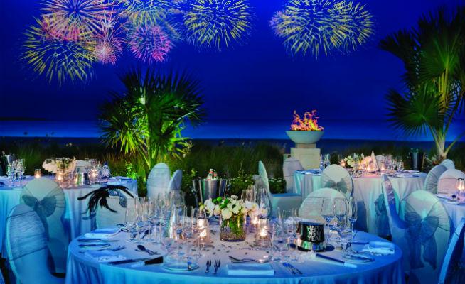 Ritz-Carlton Gala Dinner