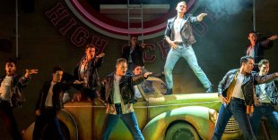Grease dubai